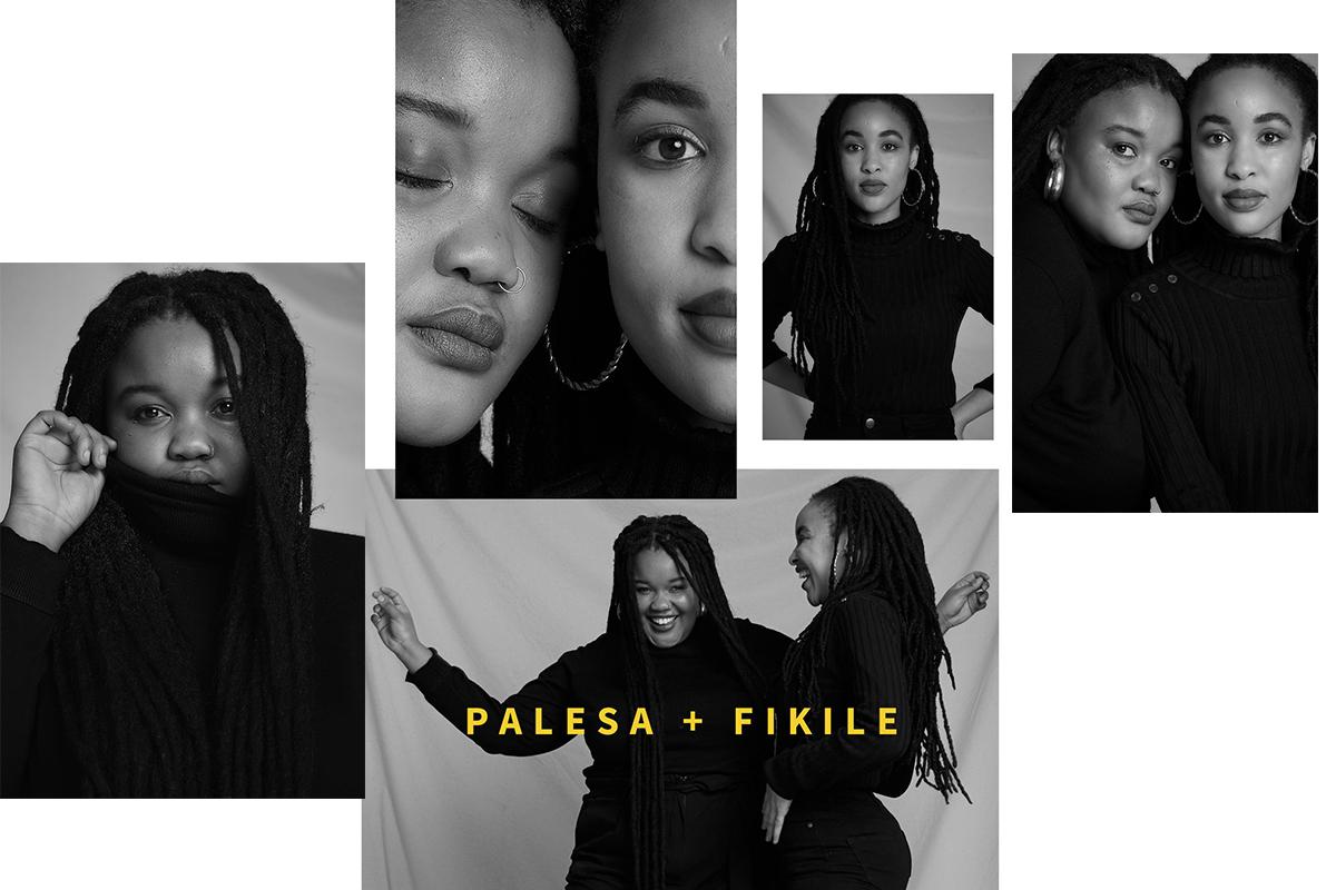 Palesa + Fikile